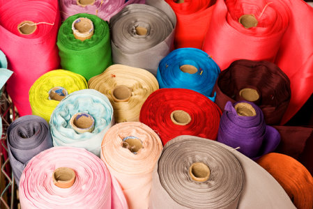 Buy silk habotai fabric lining at Roisin Cross Silks Dublin
