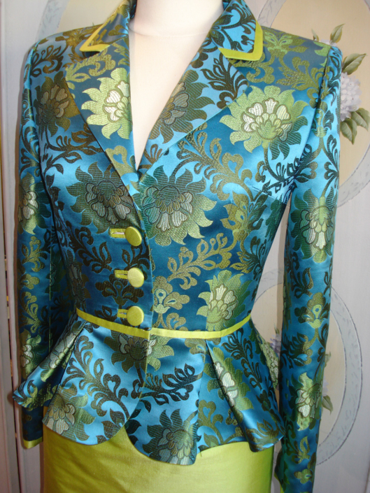 roisin cross silks dublin dressmaking service