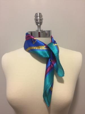 Buy ladies silk neckties at Roisin Cross Silks Dublin