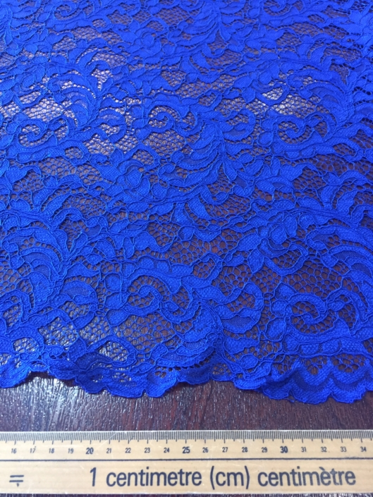 lace in various colours available to buy at Roisin Cross Silks Dublin
