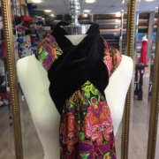 new purchase options for scarves and pillowcases at Roisin Cross Silks Dublin