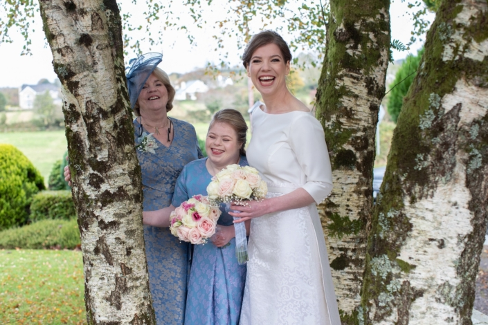 mother of the bride and groom dressmaking at Roisin Cross Silks Dublin