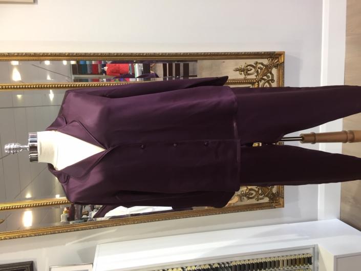Roisin Cross Silks Dublin night attire special offers ladies silk pyjamas reduced
