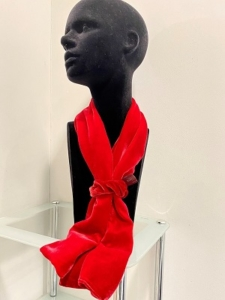 Order hand made silk scarves online at Roisin Cross Silks Dublin
