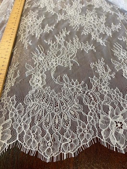 bridal lace for sale at Roisin Cross Silks Dublin